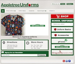 Appletree Uniforms